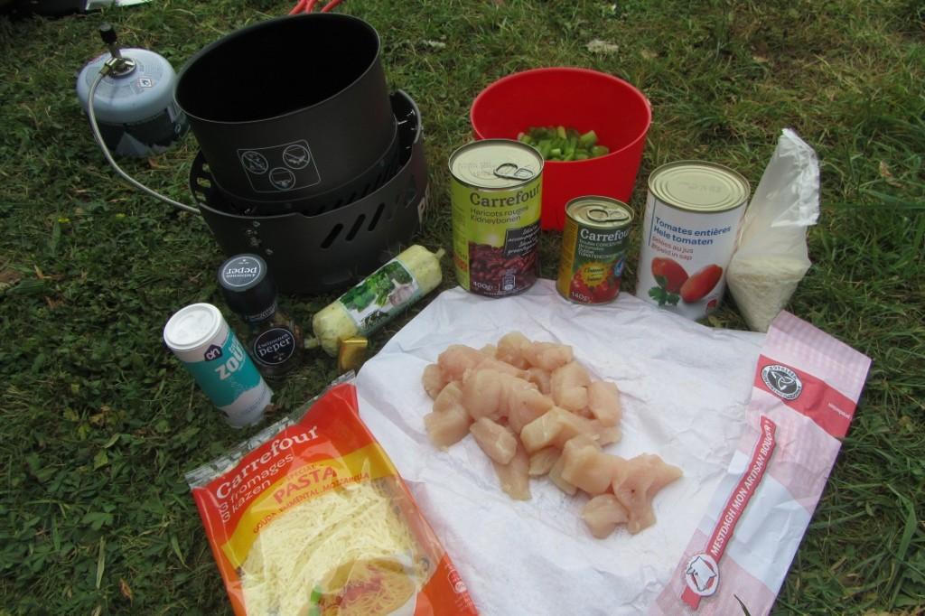 Camping recept: Mexicaans eenpansgerecht met kip - Life Is ...